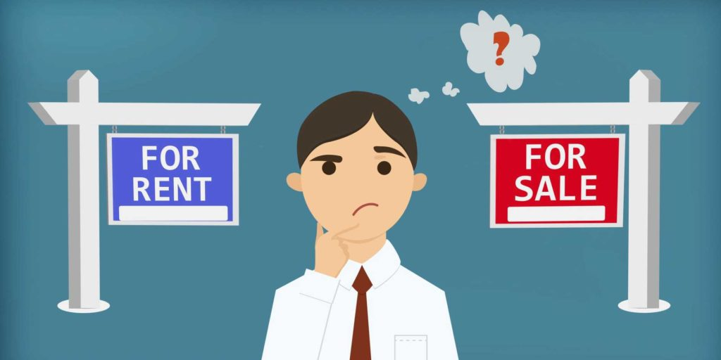 Should you buy or rent?